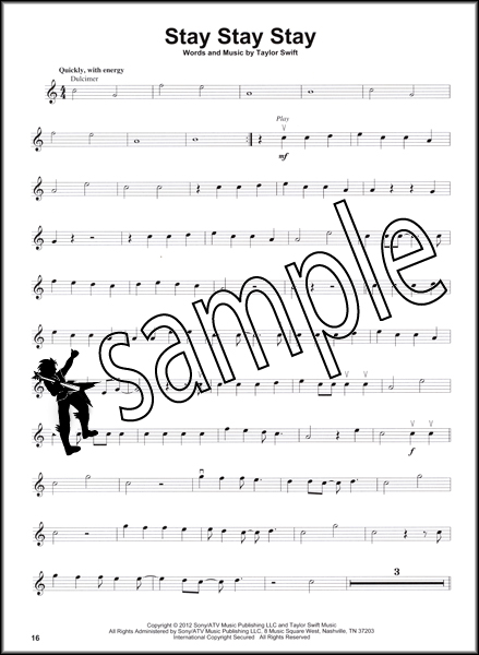 Violin Sheet Music For Taylor Swift - wildest dreams sheet music by taylor swift stave preview 1 ...