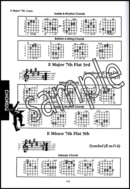 guitar chords and scales book pdf