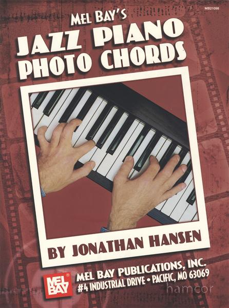 Mel Bay's Jazz Piano Photo Chords | Hamcor