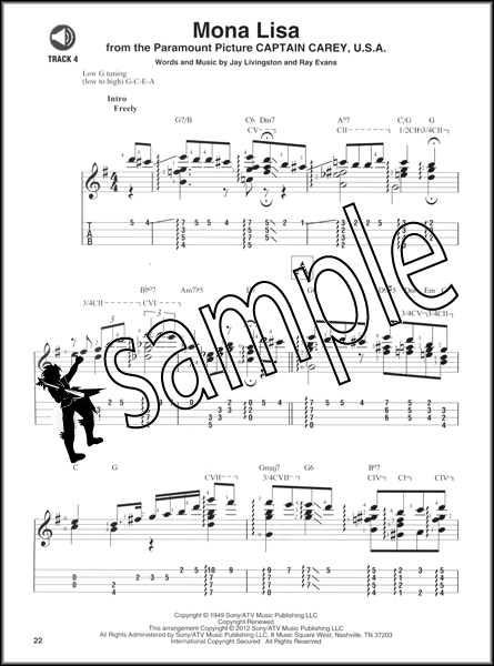 jazz standards for ukulele pdf