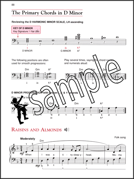 Adult 3 piano basic alfreds