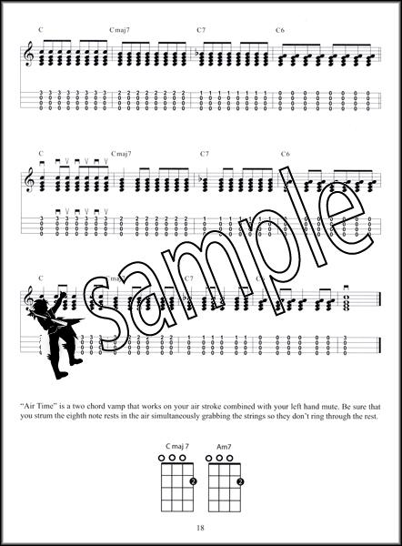 Uke Rhythms Picking u0026 Strumming Patterns Ukulele TAB Music Book/CD : eBay