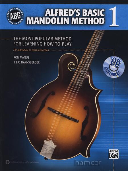 Mandolin mandolin tabs for beginners : Alfred's Basic Mandolin Method 1 TAB Book Beginners Learn How ...