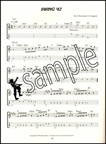 Tone Poems Mandolin TAB Music Book David Grisman u0026 Tony Rice : eBay