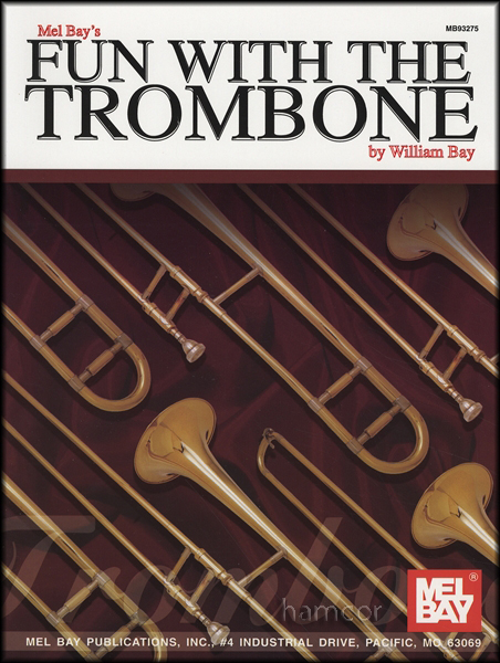 fun with the trombone very easy solos sheet music book ebay. Black Bedroom Furniture Sets. Home Design Ideas