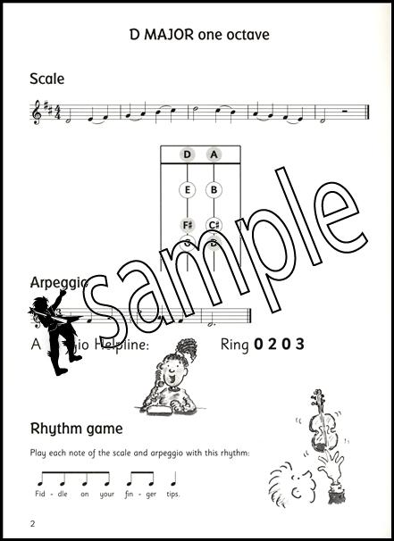 fiddle time scales book 1 violin scale book latest edition