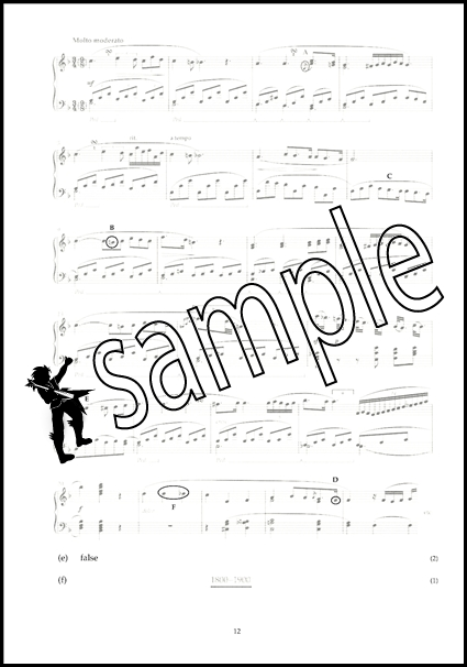 Image Result For Abrsm Music Theory Past Papers Download