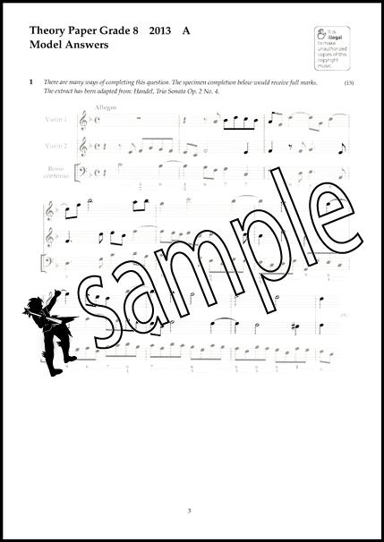 music essay paper