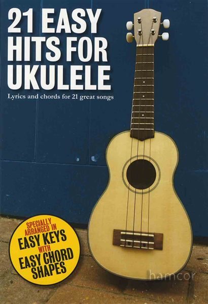 21 Easy Hits for Ukulele Chord Songbook Beatles Adele Abba The Police Bob Dylan : eBay