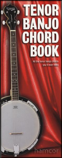 Tenor Banjo Chord Book : Hamcor