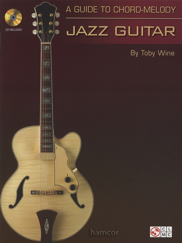 A Guide to Chord Melody Jazz Guitar Tab Music Book CD : eBay
