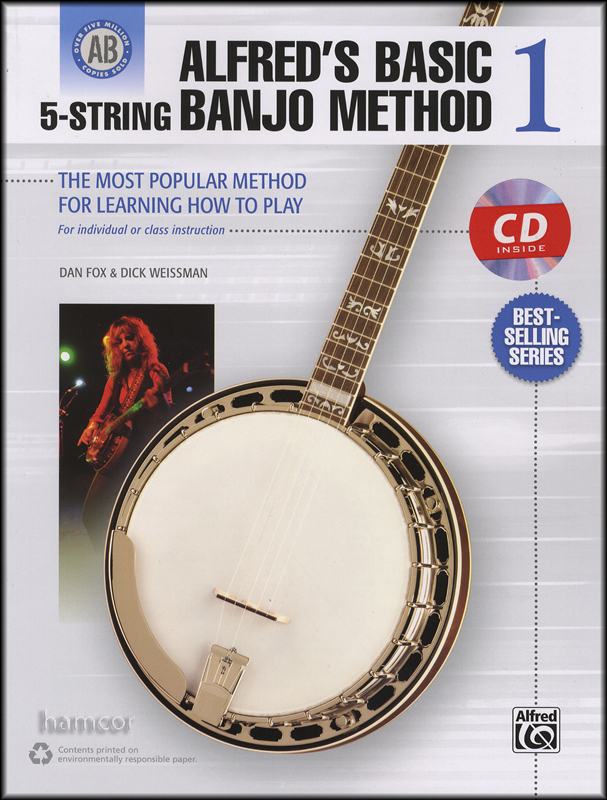 Beginner Banjo Books - BanjoTeacher .com | Instruction