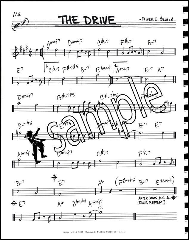 The Eb Real Book Volume 2 Second Edition Sheet Music Book Alto Sax Tenor Horn : eBay