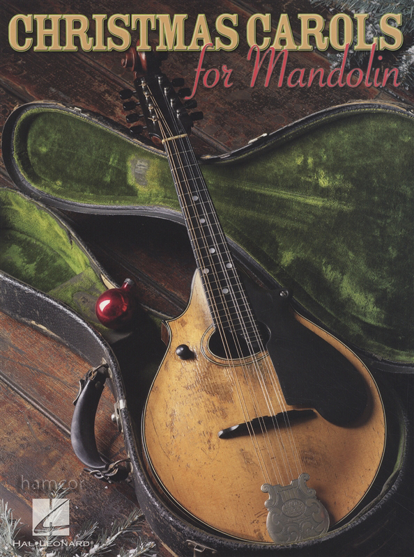 Christmas Carols for Mandolin TAB Music Book : eBay