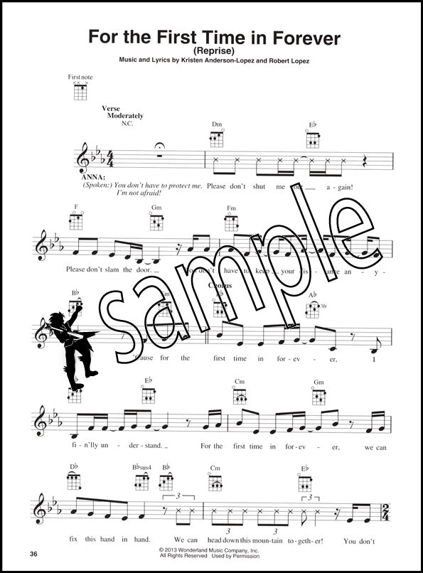 Ukulele u00bb Ukulele Tabs Gravity Falls - Music Sheets, Tablature, Chords and Lyrics