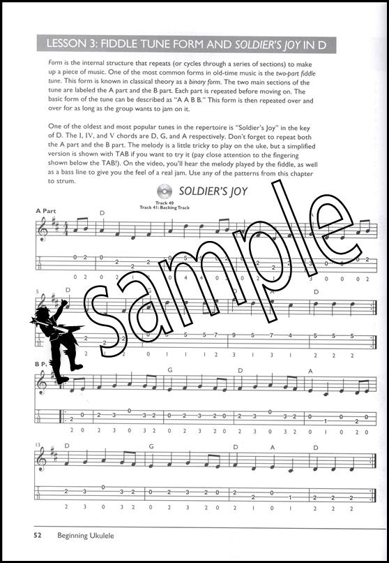 Ukulele Complete Edition TAB Book u0026 MP3CD Beginning Intermediate Mastering : eBay
