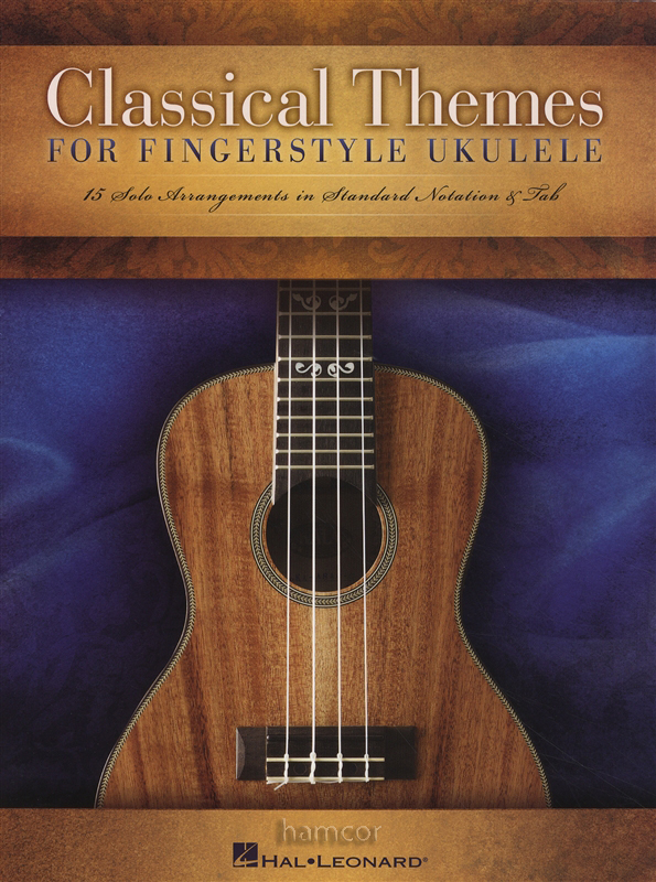 Classical Themes for Fingerstyle Ukulele TAB Music Book : eBay