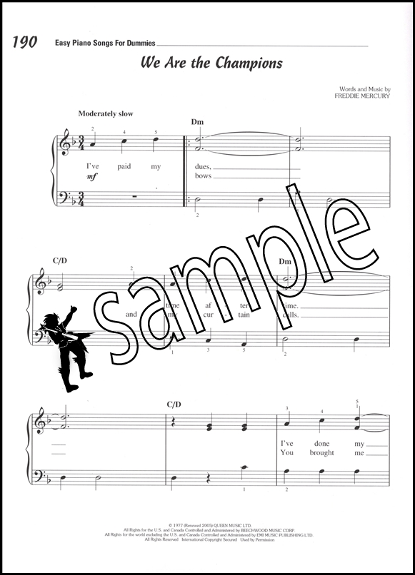 how to read sheet music for dummies