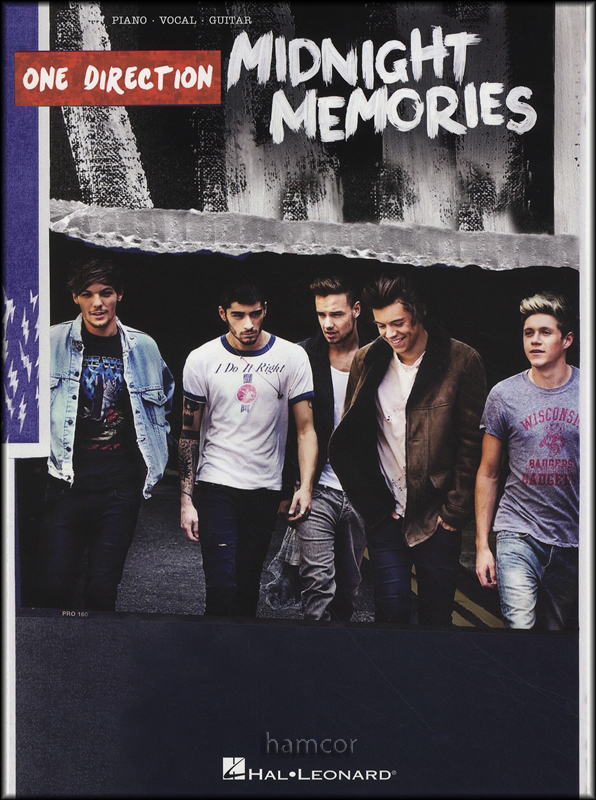 Harmonica harmonica tabs one direction : One Direction Midnight Memories Piano Vocal Guitar Sheet Music ...
