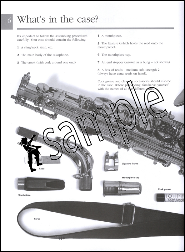 how to play alto saxophone for beginners pdf