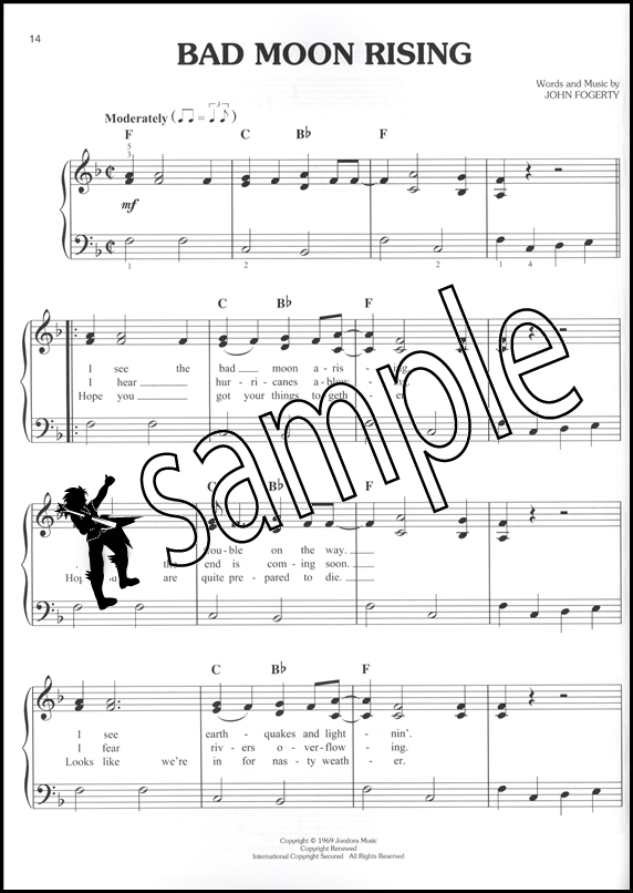 First 50 Popular Songs You Should Play on the Piano Easy Piano Sheet Music Book : eBay