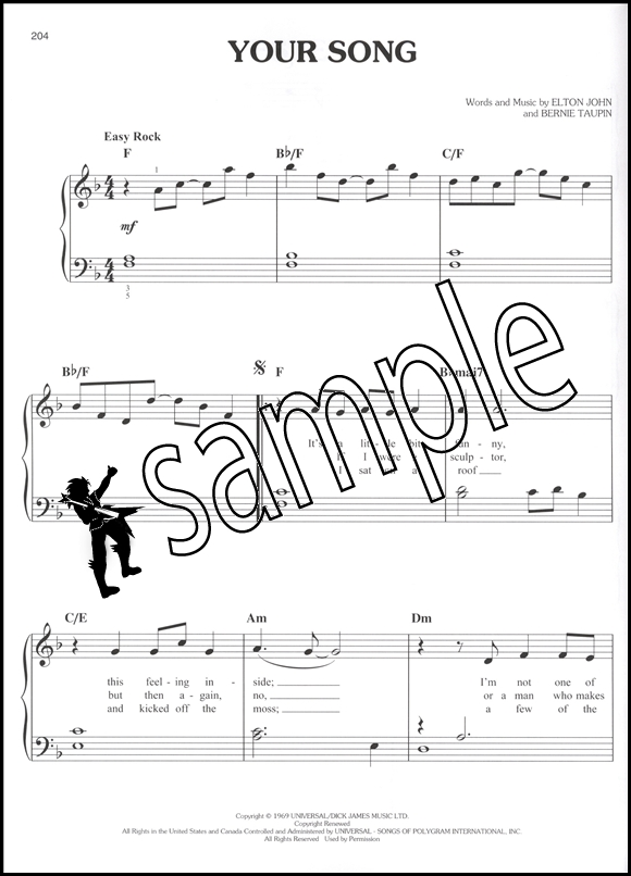 Learn play pop songs piano