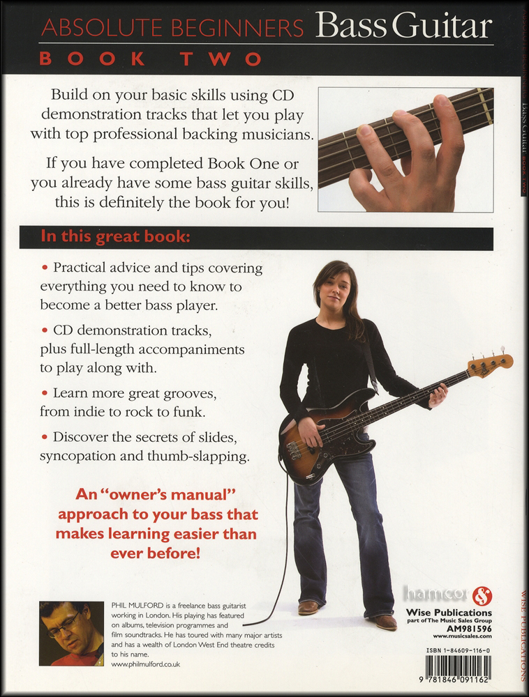 Learn to play the Bass Guitar in a few MINUTES! (Your ...