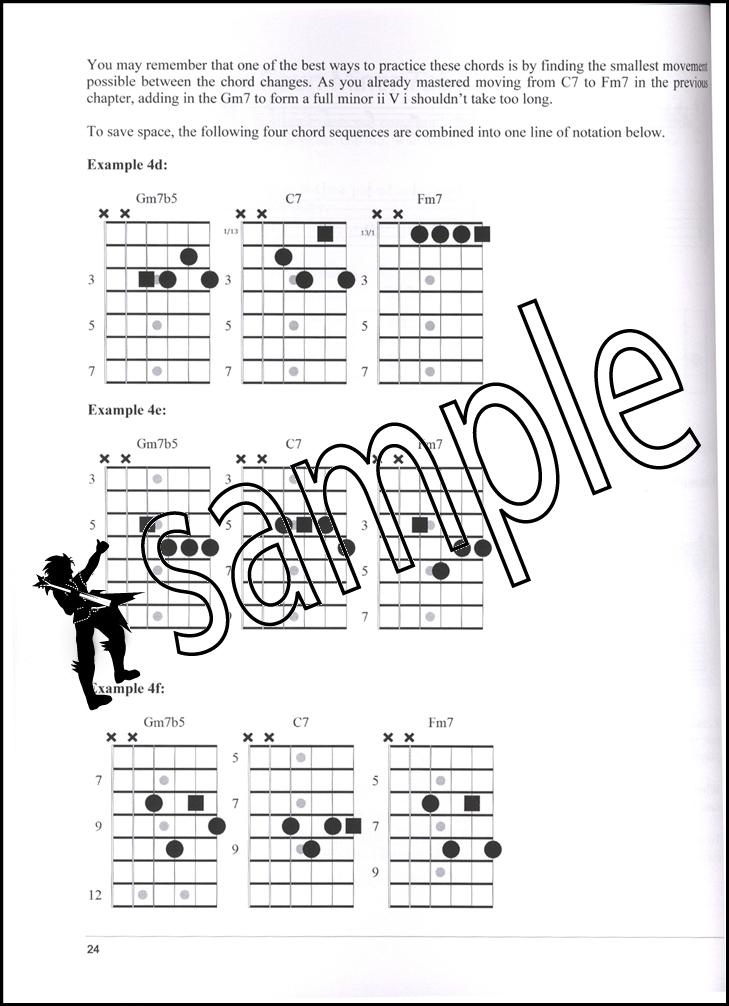 Books Jazz Guitar Chord Mastery Vila Srbija