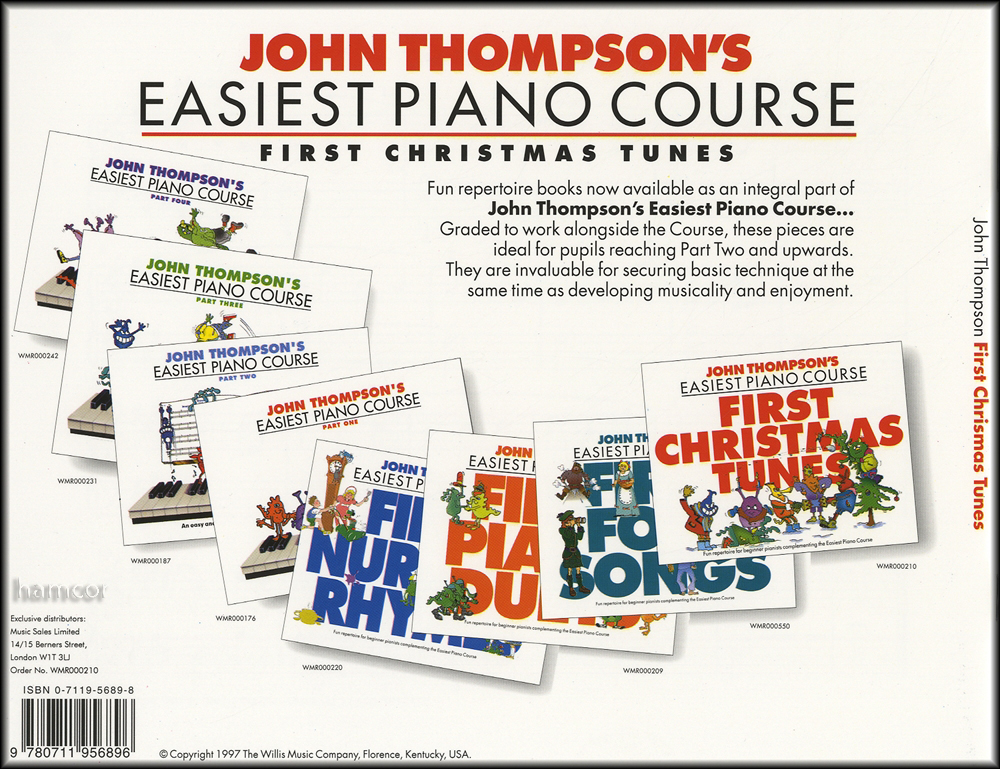John thompson easiest piano course part 5 pdf download