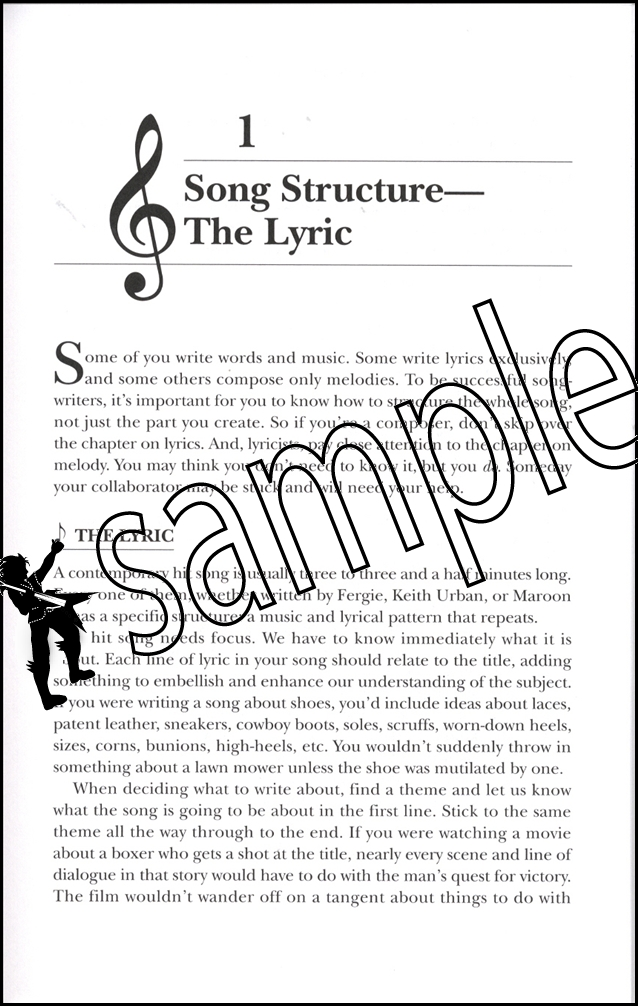 How to Write a Hit Song 5th Edition   Hamcor