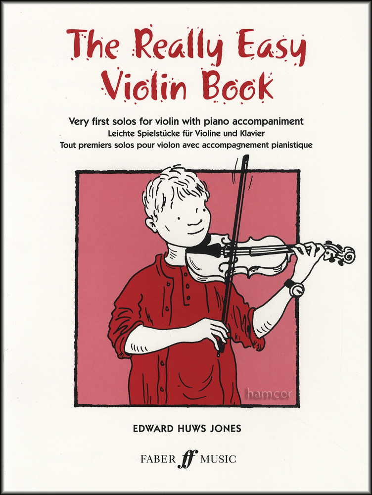 the really easy violin sheet music book method learn how to play edward jones ebay. Black Bedroom Furniture Sets. Home Design Ideas