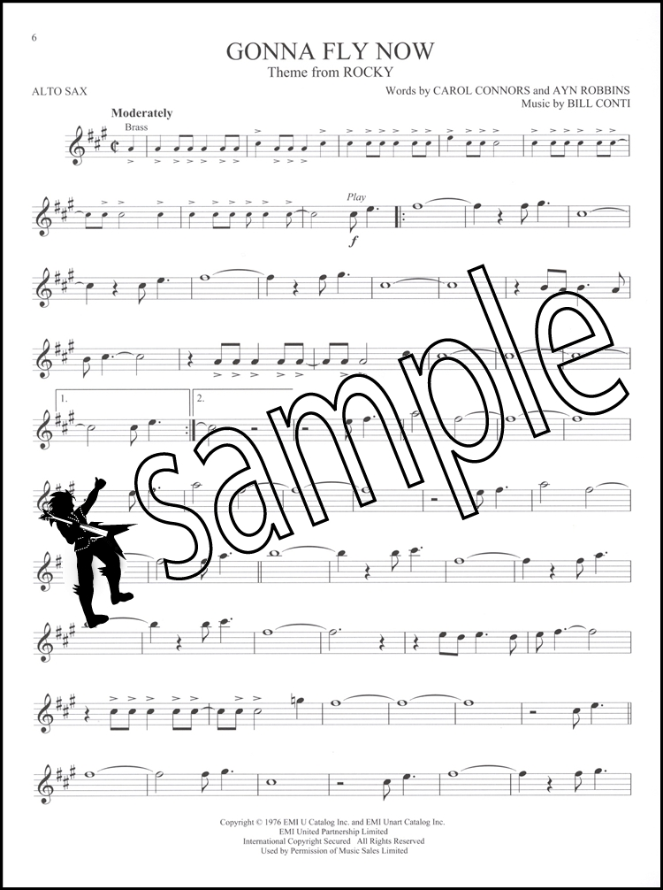 great movie themes for alto sax instrumental play along sheet music book audio. Black Bedroom Furniture Sets. Home Design Ideas