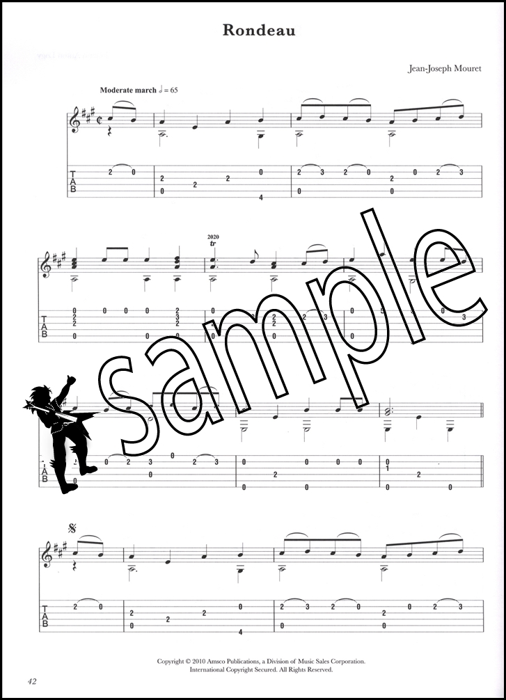 Free Classical Guitar Sheet Music and TABs - Classical ...