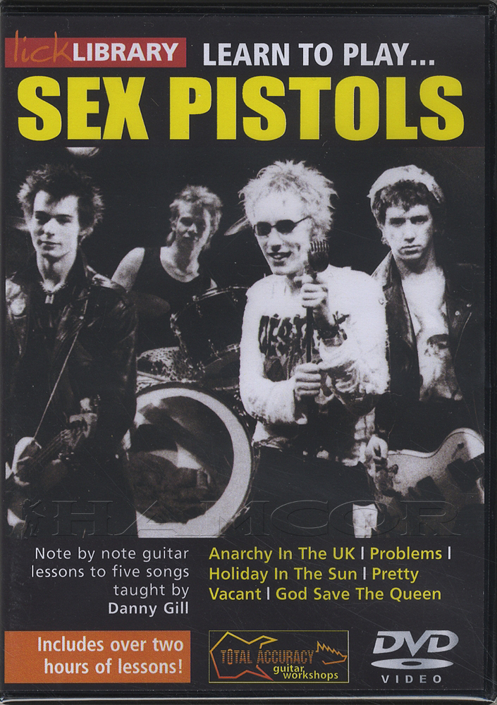 Sex pistols official website