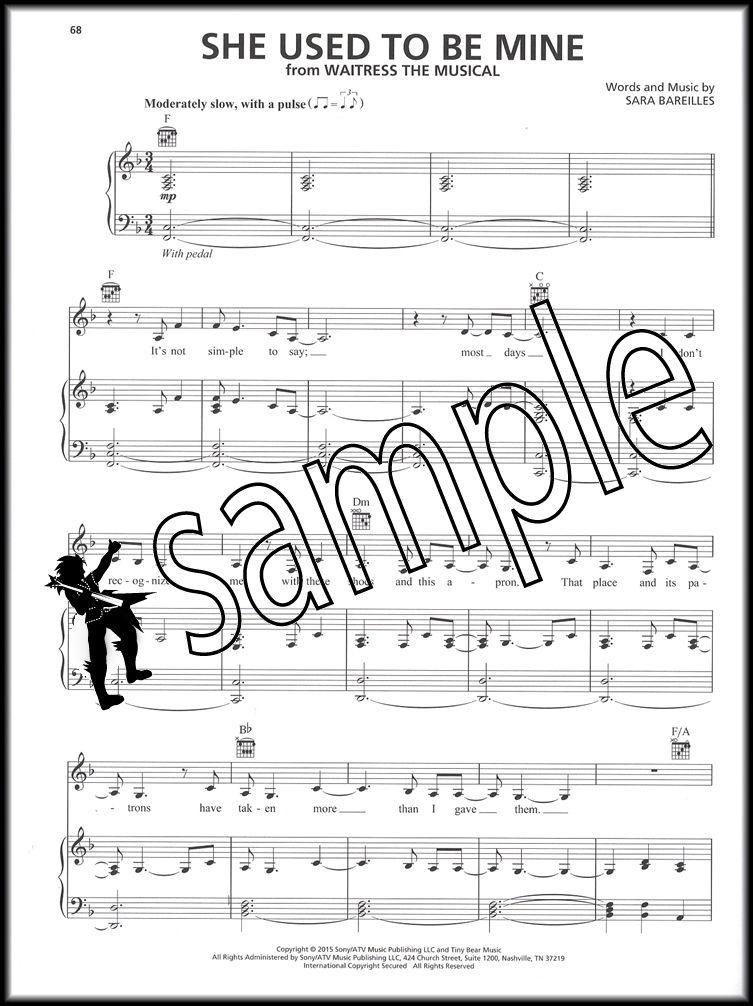 Chart hits 2015 2016 piano vocal guitar pvg sheet music for Vocal house music charts