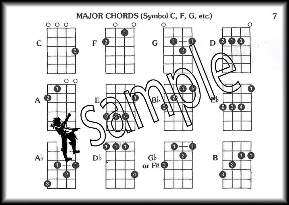 music pocketbook ukulele music book chords  strums  solos learn how to play