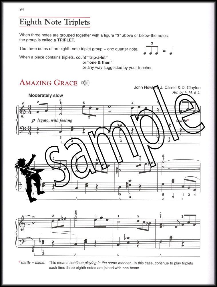 adult piano music book