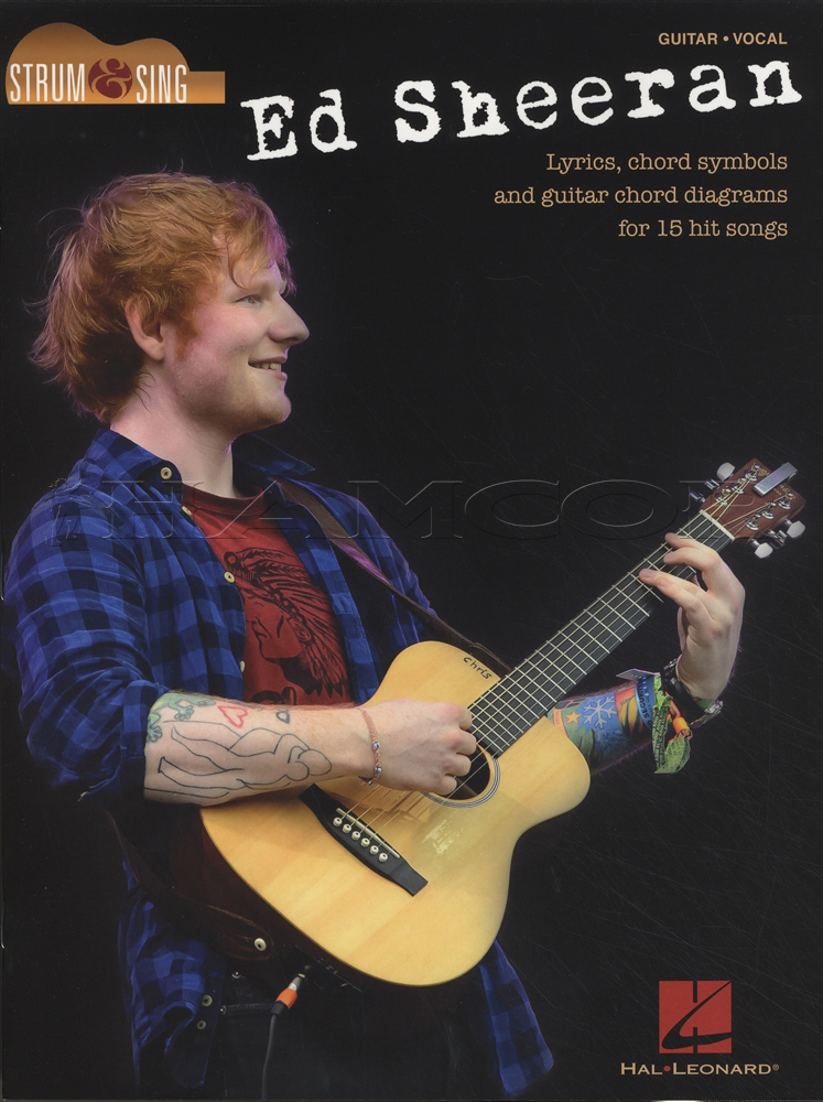how to play sing by ed sheeran on guitar