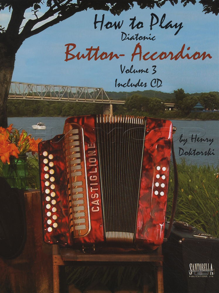 Alfred's Teach Yourself to Play Accordion: