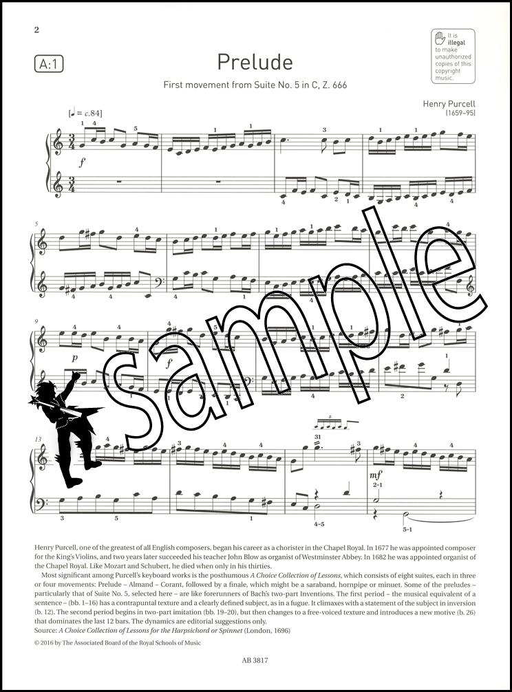 Grade 1 Music Exam
