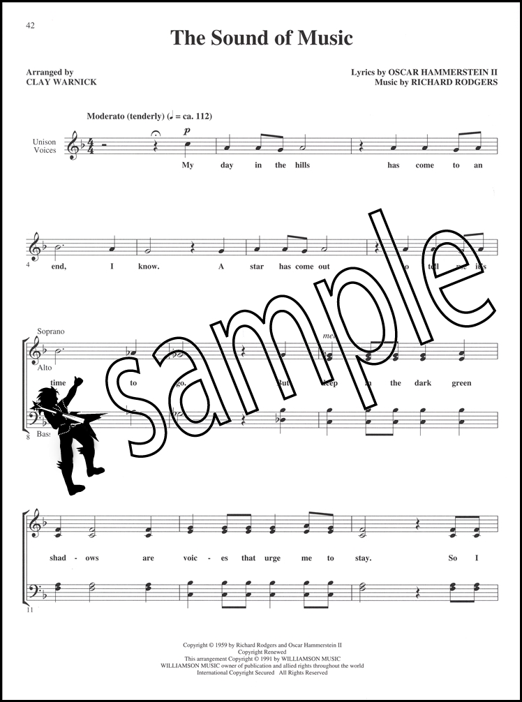 do re mi sound of music sheet music pdf