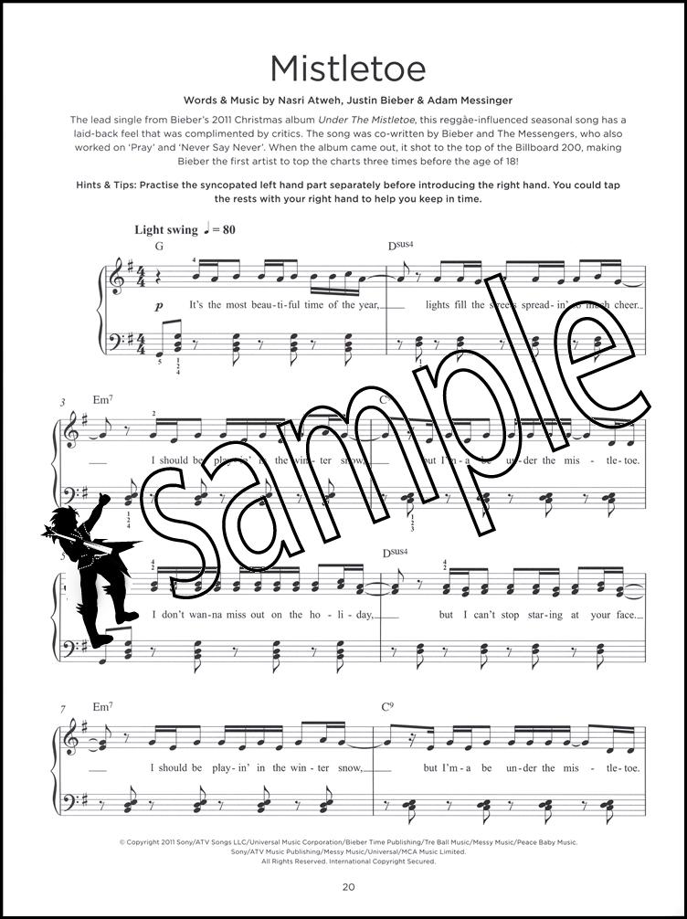 justin bieber baby piano sheet music pdf