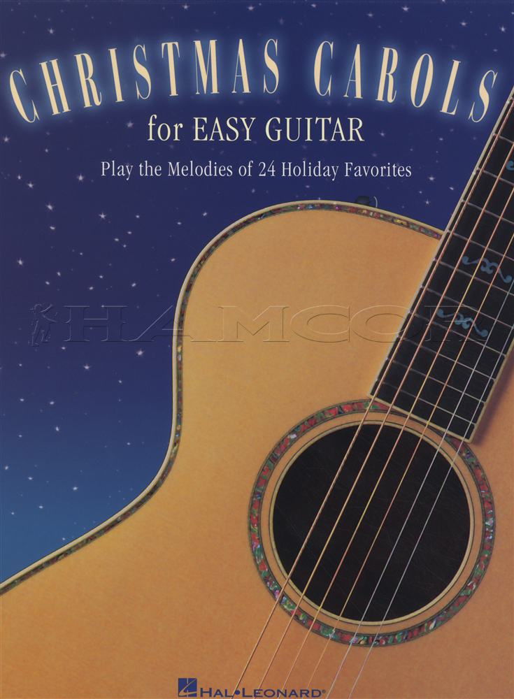 christmas music guitar