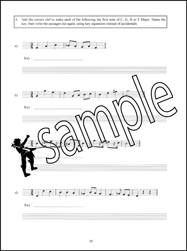 book report sheet music Book reports forms, ideas, format,  class book report assignment assign a different book and print a journal with questions for each student - automatically.