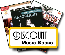 Discount Music Books