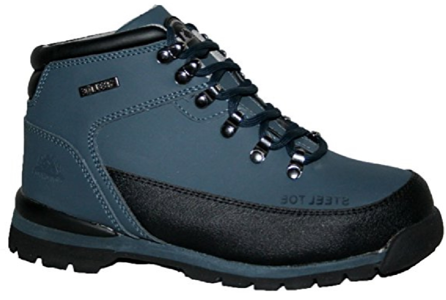 womens work groundwork safety trainers steel toe