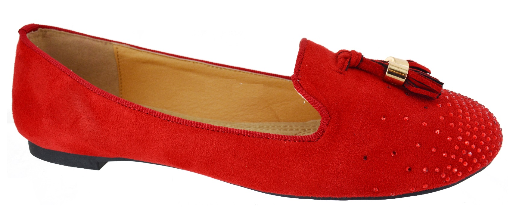 Black Tassel Shoes Size  Womans