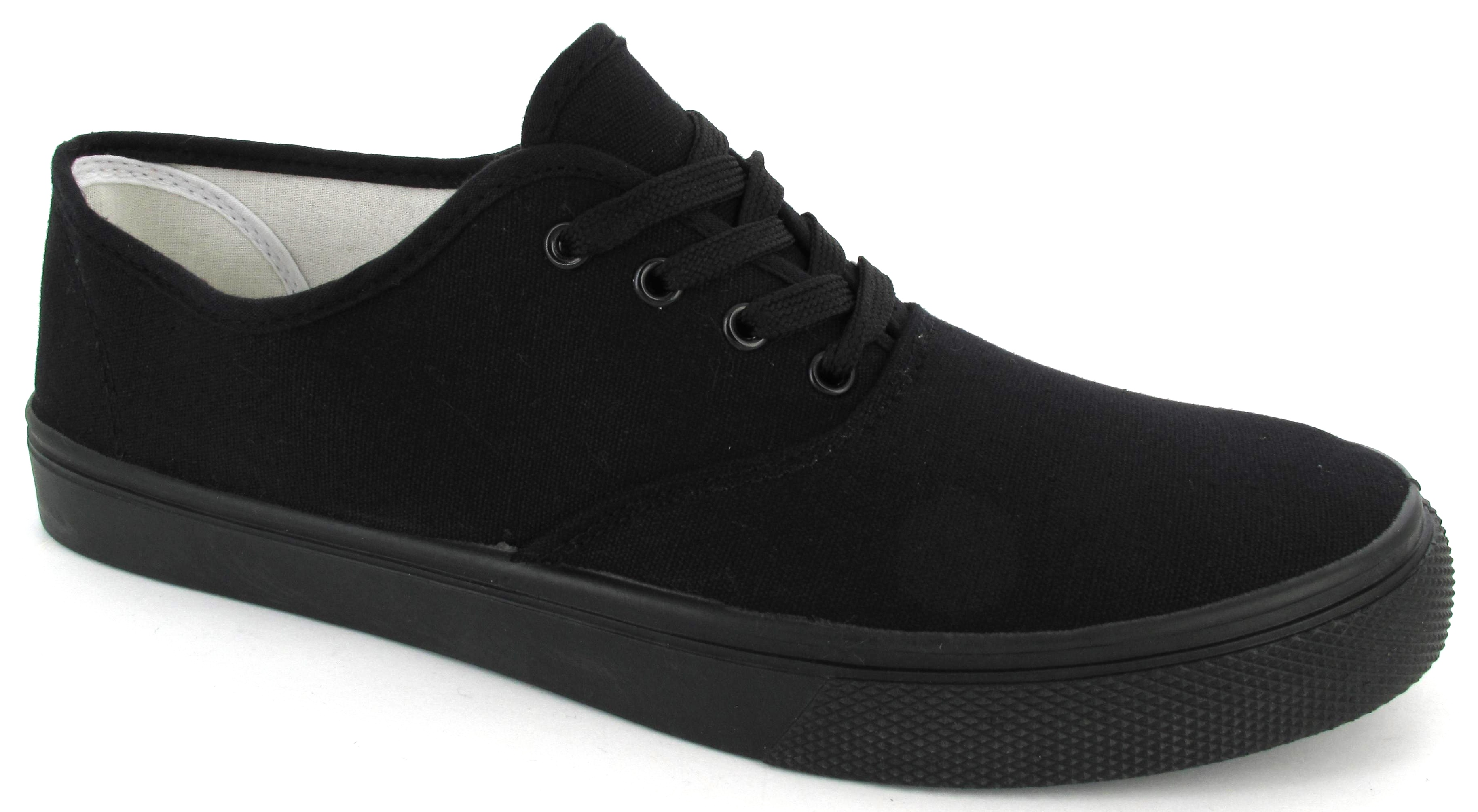 Mens Canvas Shoes Primark