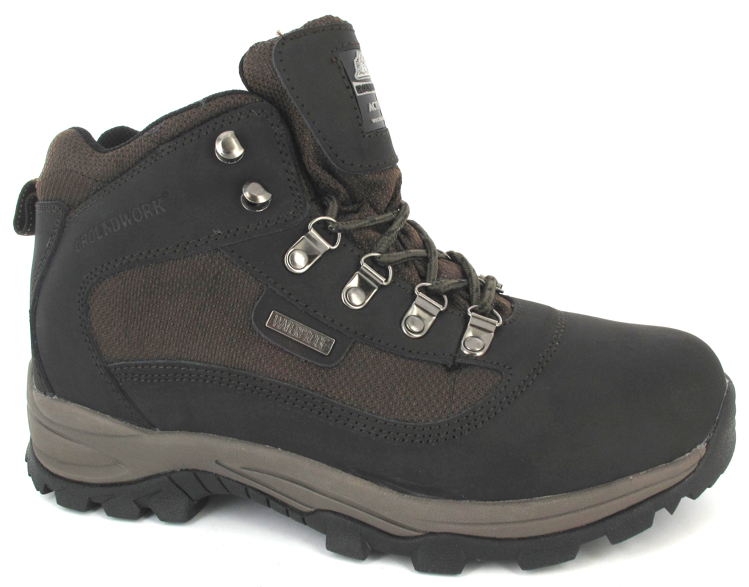 Johnscliffe Typhoon Men/'s Leather Hiking Boots