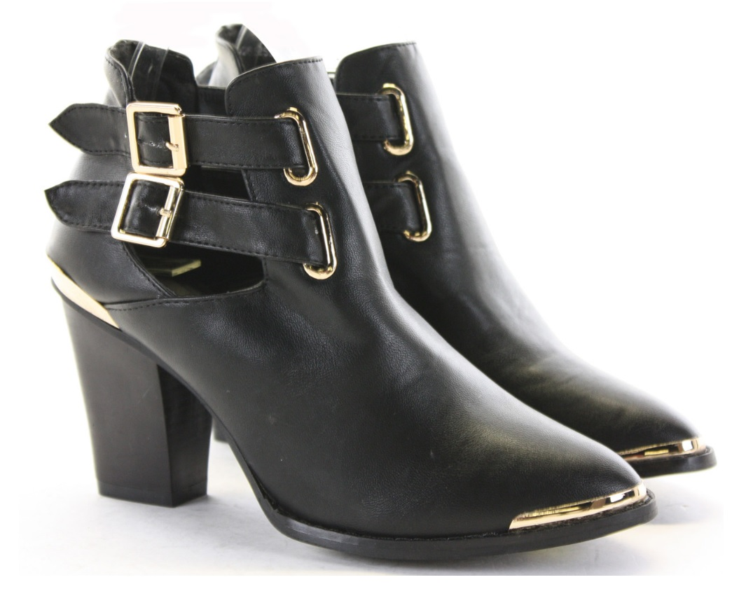 LADIES-CHELSEA-ANKLE-BOOT-ELASTIC-GUSSET-PULL-ON-WOMENS-RIDING-HEEL-SHOES-SIZE